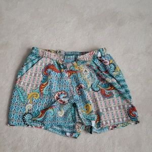 Silky, flowy shorts